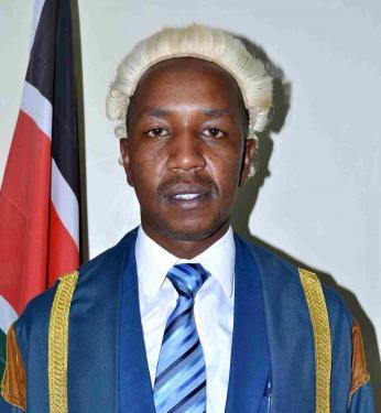Hon. Patrick Waigwa Bilha